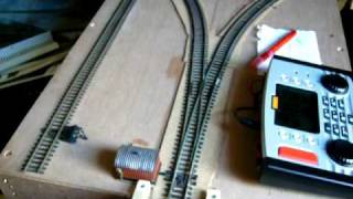 Hornby Digital reverse loop Module R8238 (DCC) Part 1