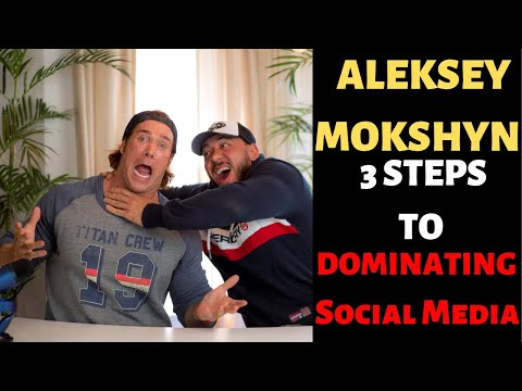 Aleksey Mokshyn Reveals 3 Steps To Social Media Domination Part 2