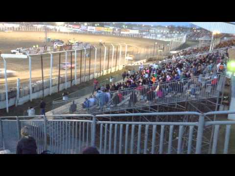 River Cities Speedway May 1, 2015 Street Stock Feature