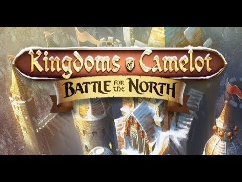 BUILDING UP OUR VILLAGE - KINGDOMS OF CAMELOT - Episode #1