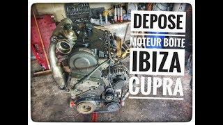 Vlog#27 GROS PROBLEME MOTEUR IBIZA CUPRA!!!