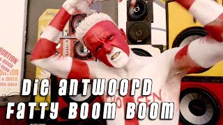 Разбор и Перевод - Die Antwoord  - Fatty Boom Boom