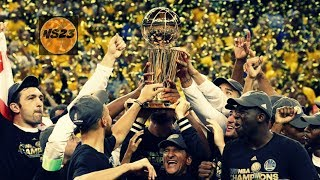 "Golden State Warriors | 2017 NBA Champions Mix - ""Now It"