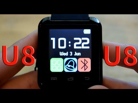 U8 Smart Watch Unboxing & Review | $8 eBay!