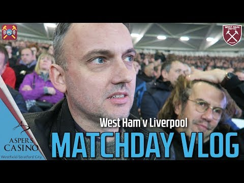 Matchday Vlog | West Ham 1 - 4 Liverpool | About as bad as it gets