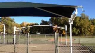 Utah Shade Structures & Custom Canopies - Fort Utah Park, Provo Utah