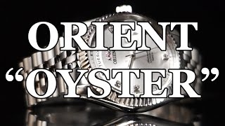 """Orient  """"Oyster"""" CEV0J003W - Review, Measurements, Can I Eat It?"""