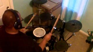 Juanita Bynum - You Are Great (Drum Cover)