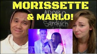 Almost Is Never Enough - Morissette Amon & Marlo Mortel REACTION