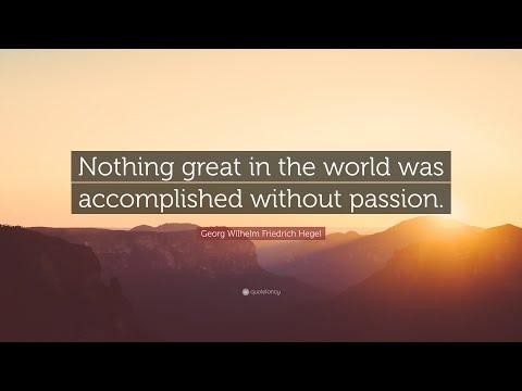 TOP 20 Georg Wilhelm Friedrich Hegel Quotes