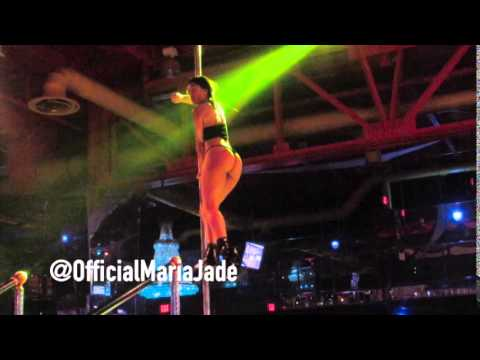 Maria Jade @OfficialMariaJade Live Performance @ King OF ... King Of Diamonds Dancers