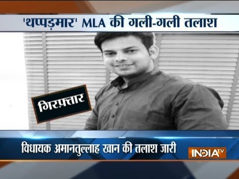 Police arrest AAP MLA Prakash Jarwal in Delhi Chief Secretary assault case