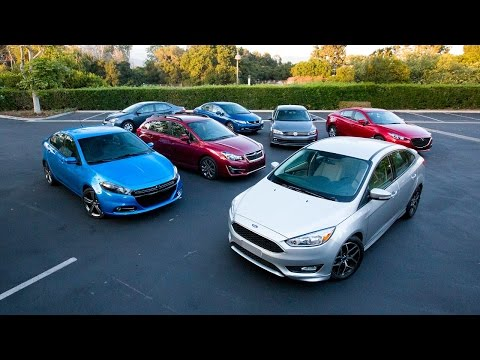 2015 Compact Car Comparison - Kelley Blue Book