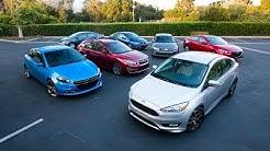 2015 Compact Car Comparison - Kelley Blue Book