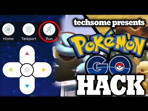 Pokemon Go - Cheat, Hack, Mod, Trick (Android/iOS)