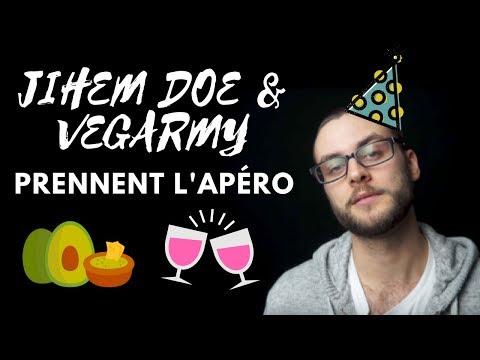 Vidéo Vegarmy #3 - Les tartinades de la résistance feat. Jihem Doe