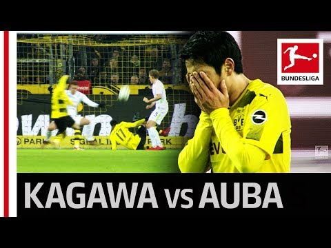 Dortmund Disaster - Kagawa Denied Goal by Aubameyang