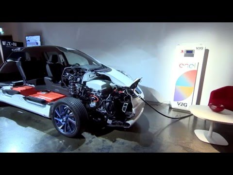 'Nissan Futures' event | AutoMotoTV