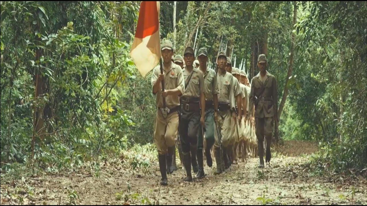 サイパン島日本軍投降シーン 歩兵の本領