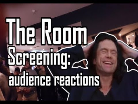 the room live screening the room live cinema screening audience reactions 16559