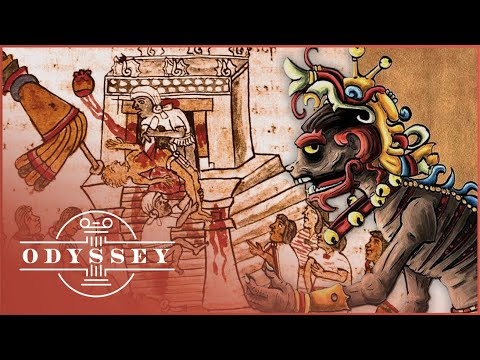 The Bloodthirsty Deities Of The Ancient Mayans | The Lost Gods | Odyssey