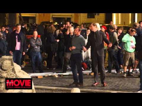 The Man from U.N.C.L.E: dal set di Roma con Armie Hammer e Henry Cavill