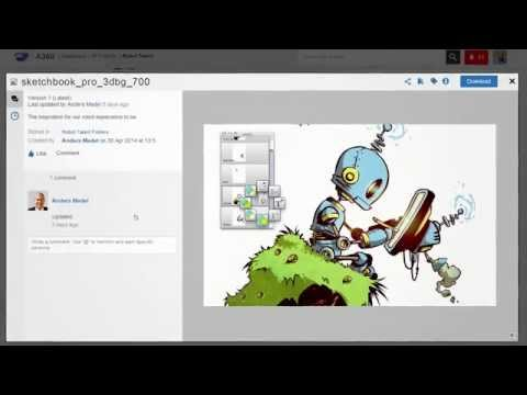 What is Autodesk A360?