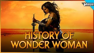 History Of Wonder Woman 2.0 - From Creation To Rebirth!