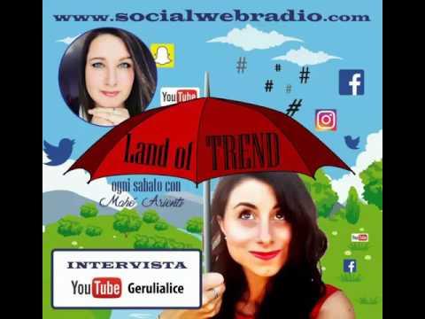 LAND of TREND con Mahé Arienti  3^Puntata