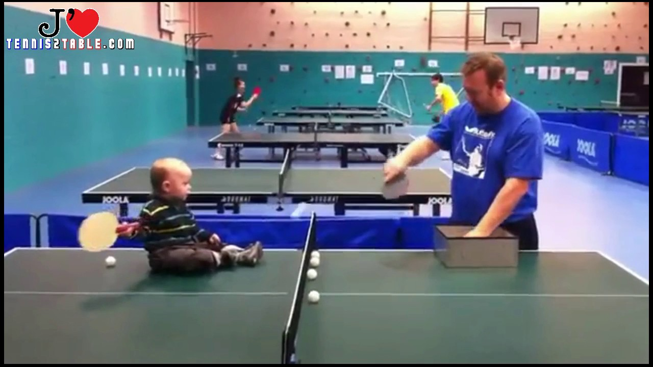 Best Of Bébé Ping Pong
