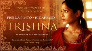 Trishna Trailer [HD] Deutsch / German