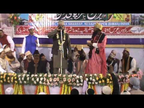 Akmal Vaishalvi Naat at Urs-E-Hafeezee, Neora Shareef, Muzaffarpur, Bihar on 18th February 2017