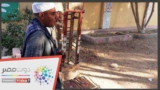 خطيب مسجد من ذوى الاحتياجات يدعو للمشاركة بالاستفتاء