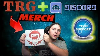 TRG Discord Server and Online Store! | Crypto support as a Service