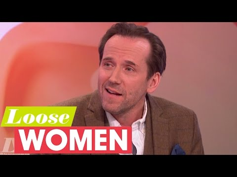 Ben Miller On All Things Science And Alien  Loose Women