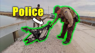You Wont Believe What We Caught Magnet Fishing *Police Involved*
