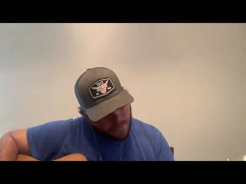 Morgan Wallen | Wasted on you | Acoustic Cover