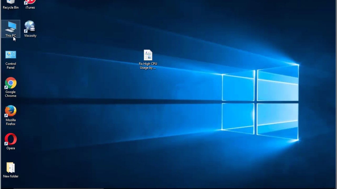 Fix High Cpu Usage By Windows Driver Foundation Youtube