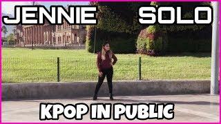 [DANCING KPOP IN PUBLIC CHALLENGE MEXICO] JENNIE - 'SOLO' | [Dance Cover]