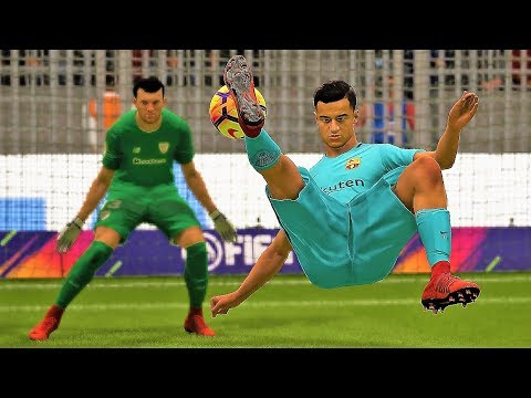FIFA 18 GOALS AND SKILLS COMPILATION #11