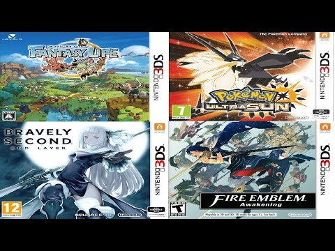 Top 10 Nintendo 3DS RPGs (No Ports Or Remakes)