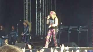 Steel Panther - Just Like Tiger Woods - Live at Sweden Rock Festival 2012