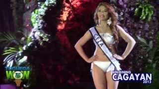 Binibining Cagayan 2013 - Swimsuit Highlights