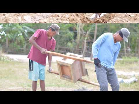 Part 1 of House Construction in Philippines