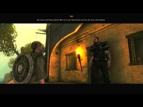 Let's Play Risen Blind   020 El Commandante