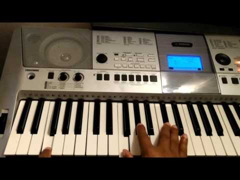 How To Play My World Needs You By Kirk Franklin On Piano
