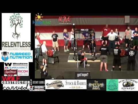 Relentless Minnesota 2017 July 8th (Day 2) lifting all lifters