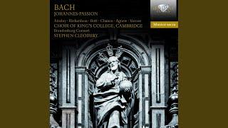"""Johannes Passion, BWV 245, Pt. 2: Recitative. """"Die Juden aber schrieen und sprachen"""""""
