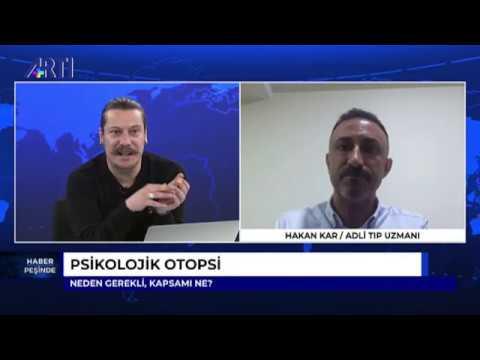 Haber Peşinde-Erk Acarer-Konuk Hakan Kar Ve Ömer Faruk  Gergerlioğlu  21 Aralık 2019