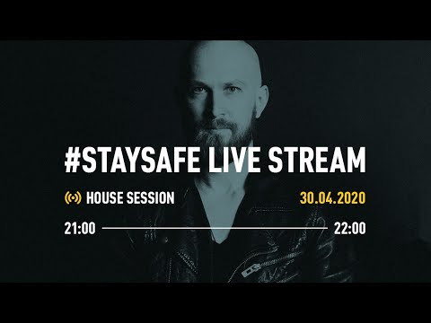 #StaySafe Live Stream | DEEZDLUX House Session | 30.04.2020